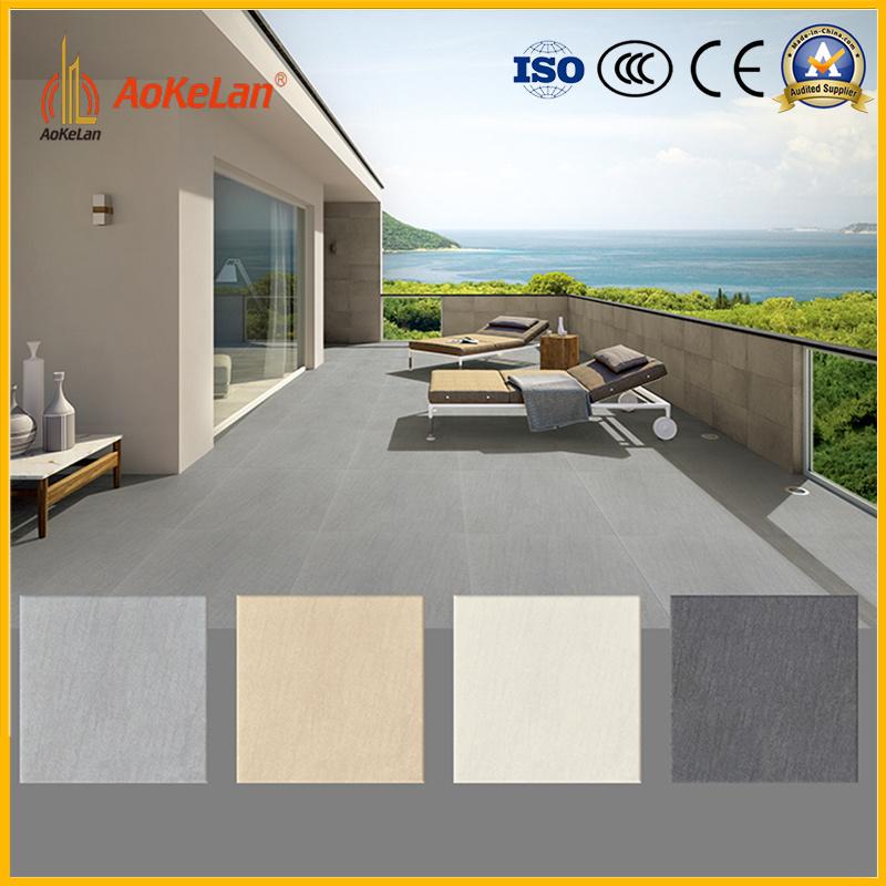 600X600mm Inkjet Full Body Rustic Glazed Ceramic Floor Tile for Living Room
