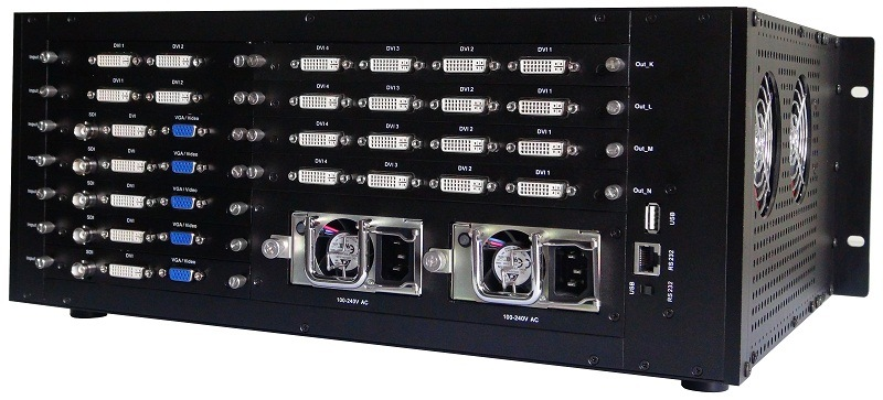 Vdwall LED Video Multi-Window Sync Processor Lvp86xx