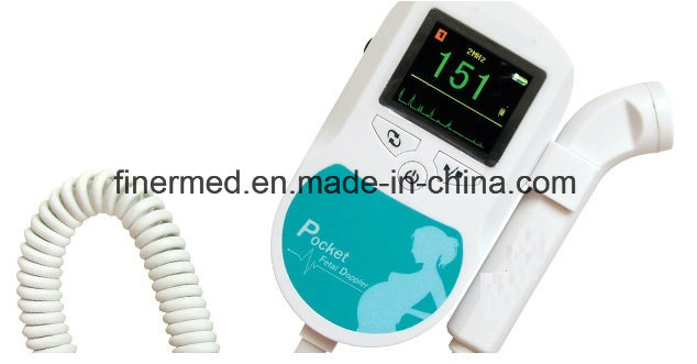 Medical Pocket Fetal Vascular Doppler