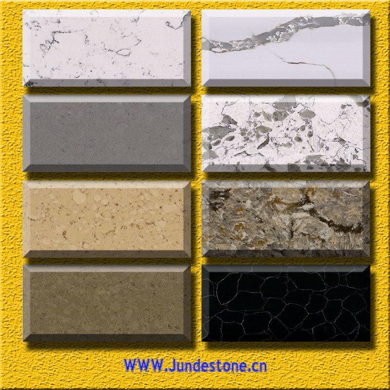 Calacatta Artificial Quartz Countertops From Quartz Stone Slabs