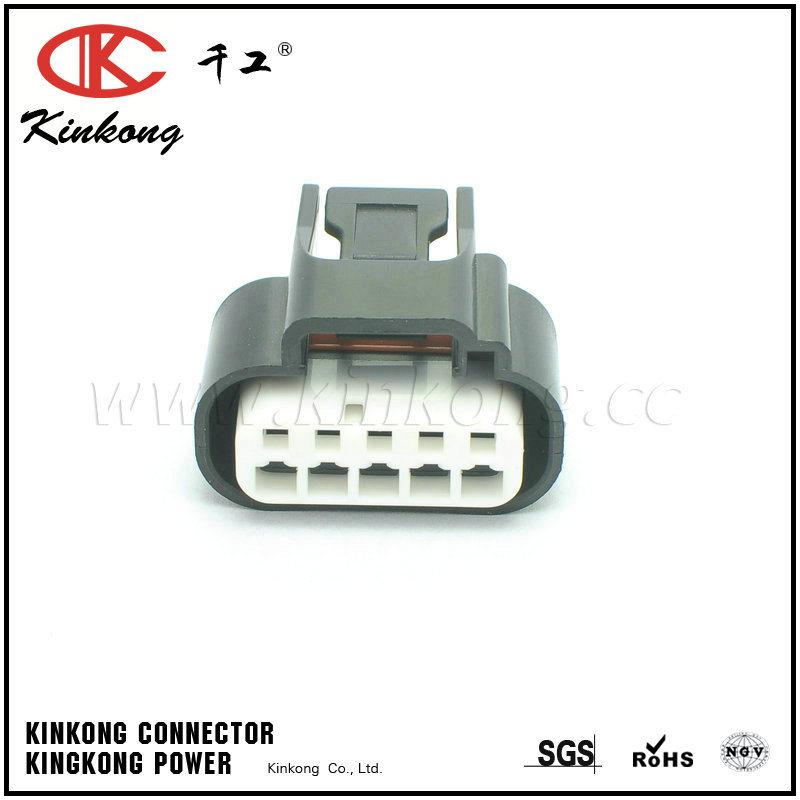 90980-11904 5 Way Female Automotive Electrical Connectors
