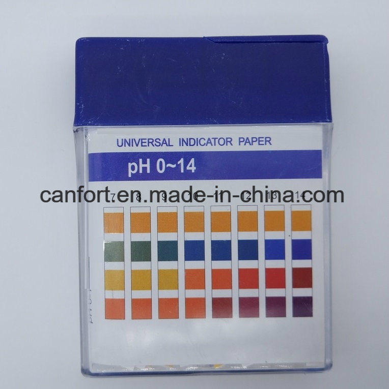 Universal pH Test Paper, pH 1-14 for Laboratory and Medical