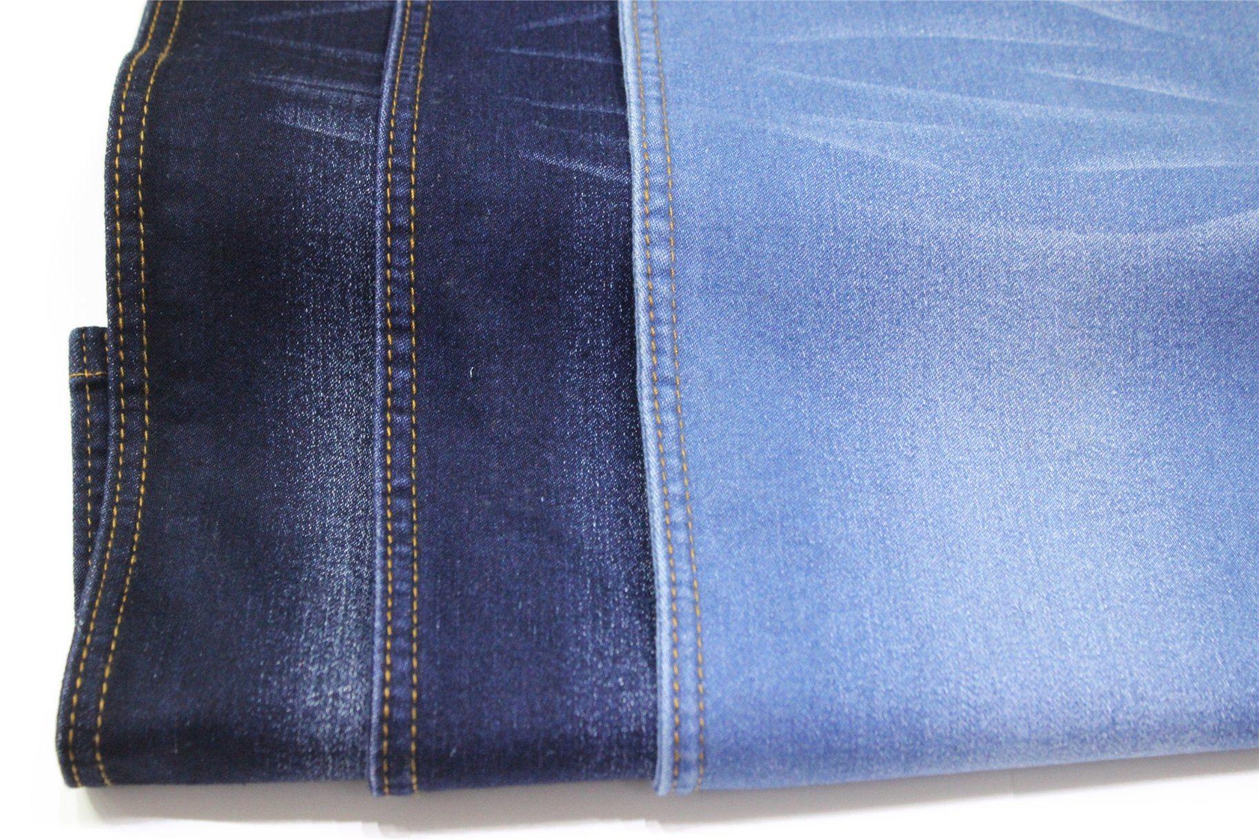 Cotton Polyester Rayon Spandex Denim