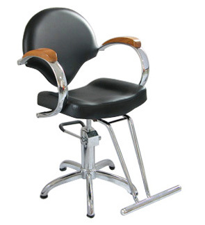 Hair-Styling Chair (WT-6810) - China Barber Chair, Styling Chair