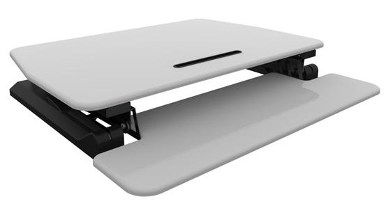 Ergonomic Computer Sit Stand Desk/Standing Desk (JN-LD07)
