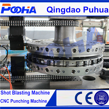CE AMD-357 Hydraulic CNC Turret Punching Machine
