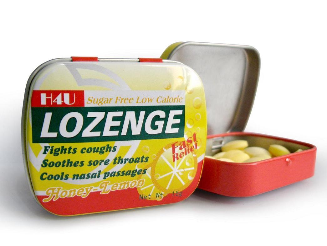 Throat Lozengers 106