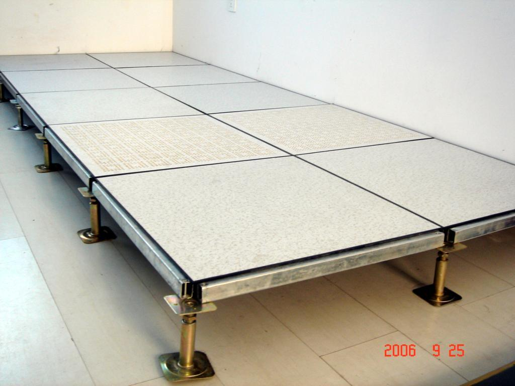 Hpl raised floor china hpl raised floor hplfloor for Elevated floor