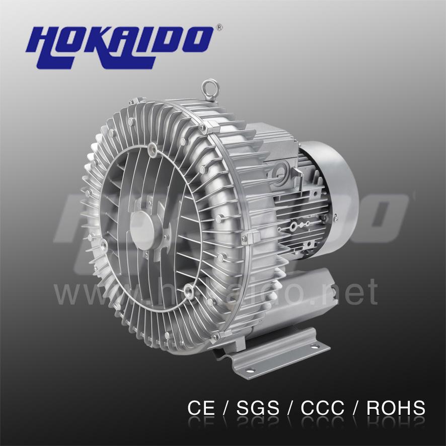 Regenerative Vortex Turbo Pump Ring Side Channel Air Blower (2HB730H06)