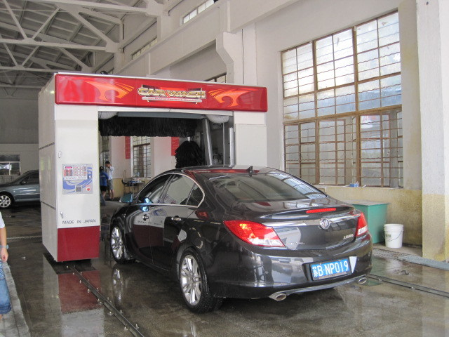 Risense Rollover Car Wash Equipment CF-350