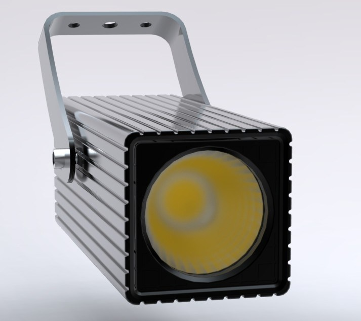 2400lm Professional LED Spot Light