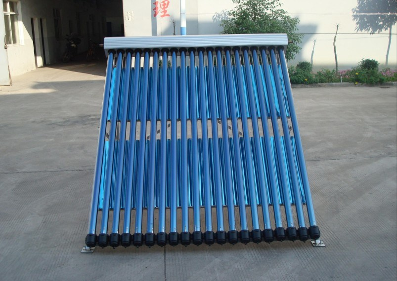 Heat Pipe Solar Collector with Sunmax Reflector