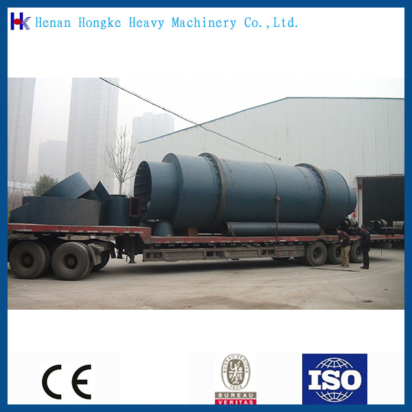 China Sand Rotary Dryer for Sand, Sluge, Sawdust