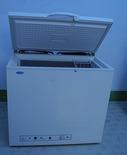 Chest Freezer XD-200 - China Deep Feerzer Working by Lp Gas,Gas and