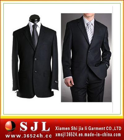 Men 39s Slim Wedding Suit JA1053
