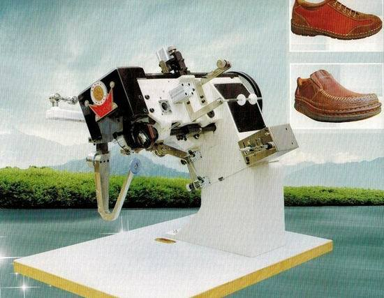 Outsole Stitching Sewing Machine for Upper and Sole