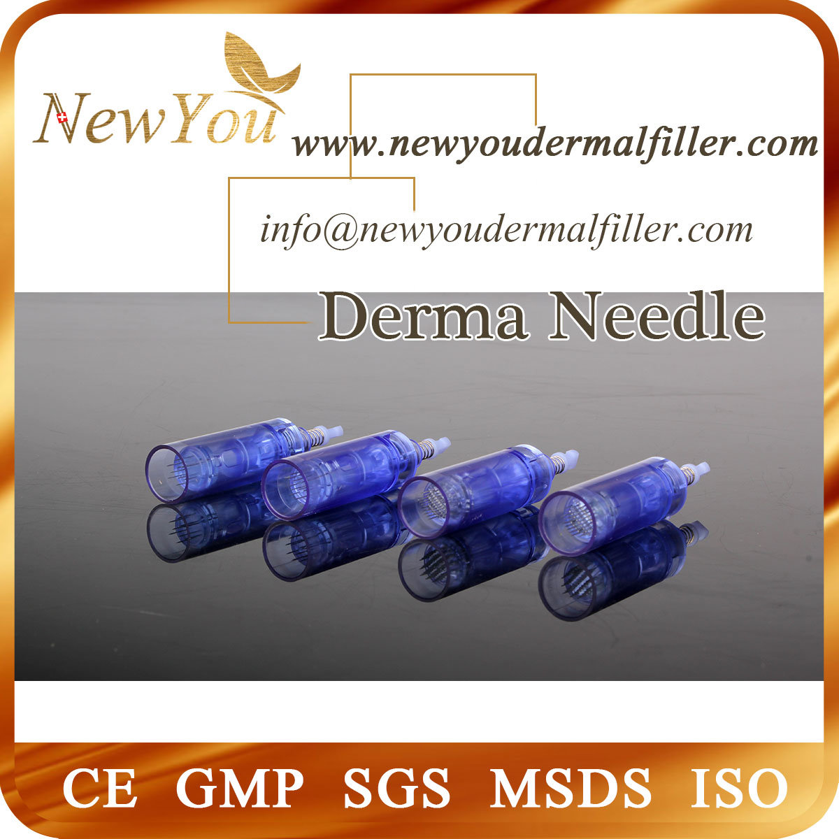 Gocodchie Cordless Micro Needling Derscma Needling Pen in Mts