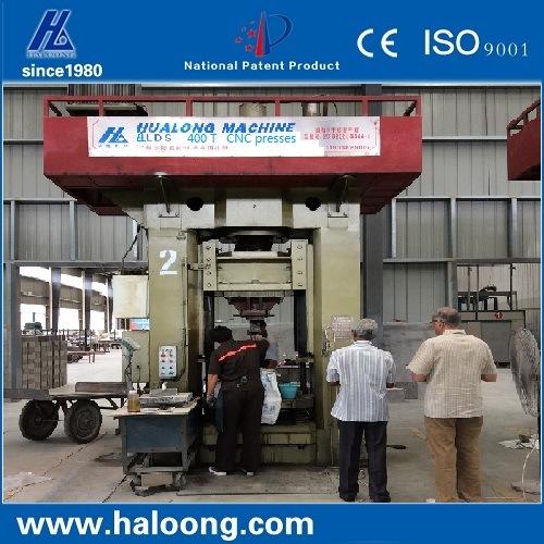 1000 Ton Static Type Power Press Machine