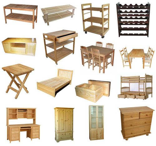 China Pine Wood Furniture China Pine Wood Furniture