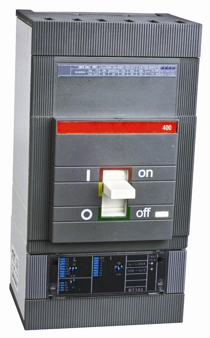 mm3 Moulded Case Circuit Breaker