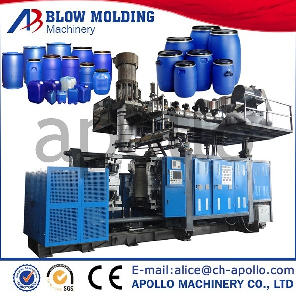 Hot Sale Blow Moulding Machine for 200L Plastic Chemical Barrel