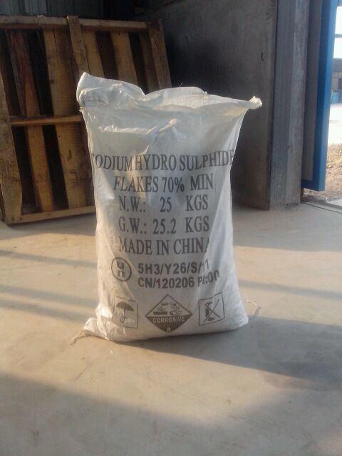 Sodium Hydrosulphide 70% Flake
