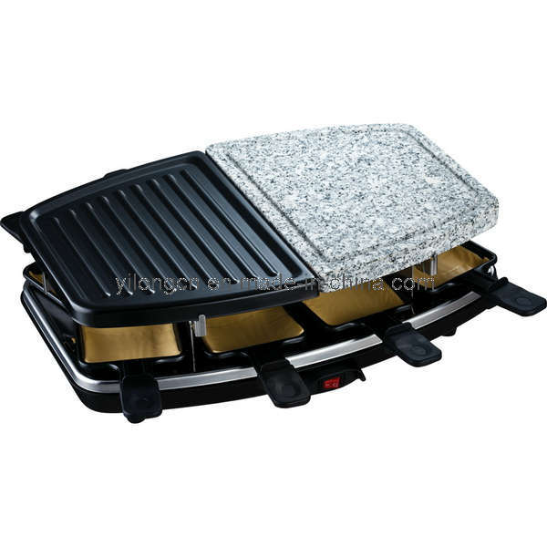 China Raclette Bbq Grill Bc 1288s China Raclette Bbq