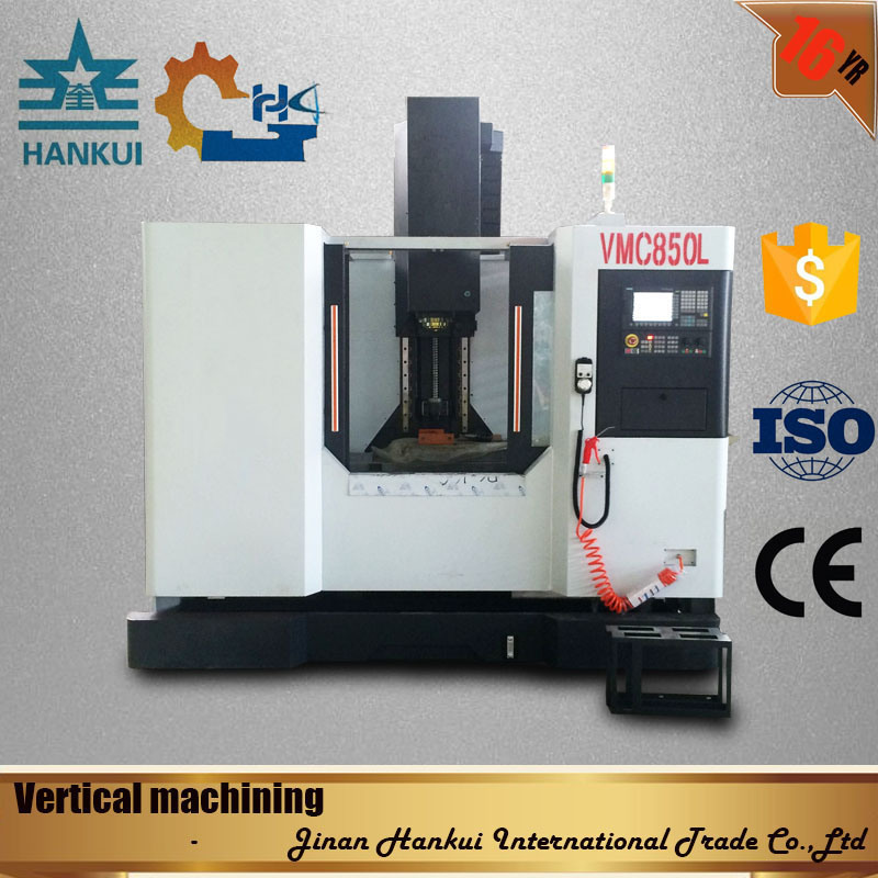 Vmc1060L Vertical Machine Center Milling Machine CNC 3 Axis