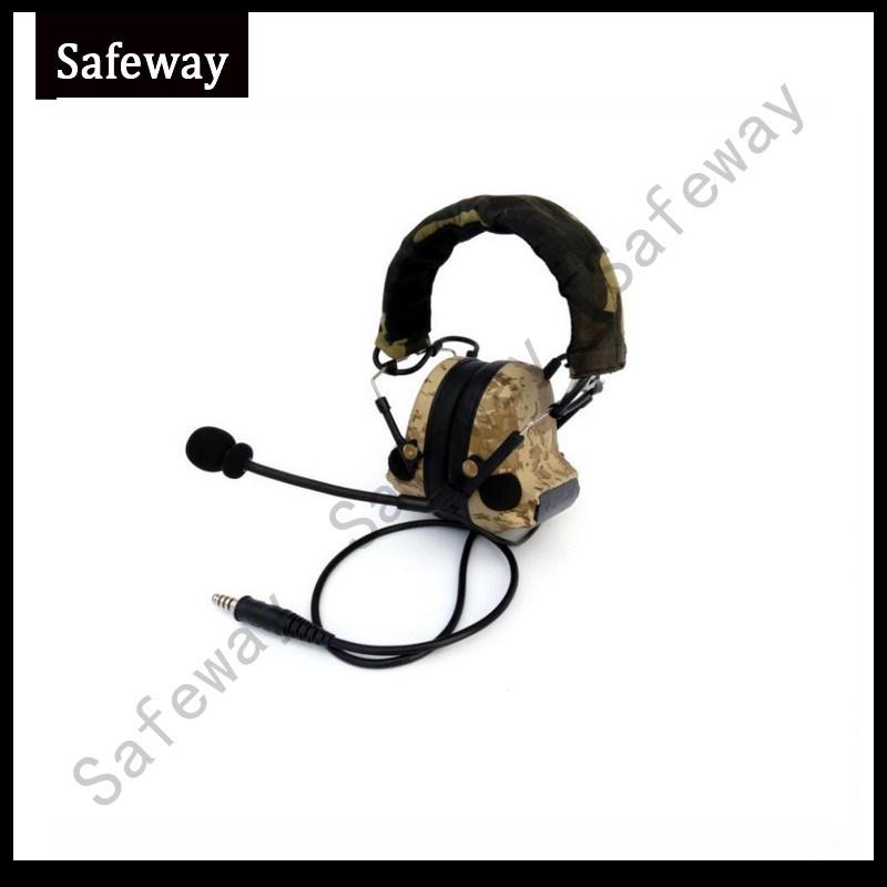 Z Tactical Comtac II Msa Sordin H50 Headset