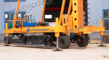600mm Drilling Equipment Auger Drilling Rig for Piling