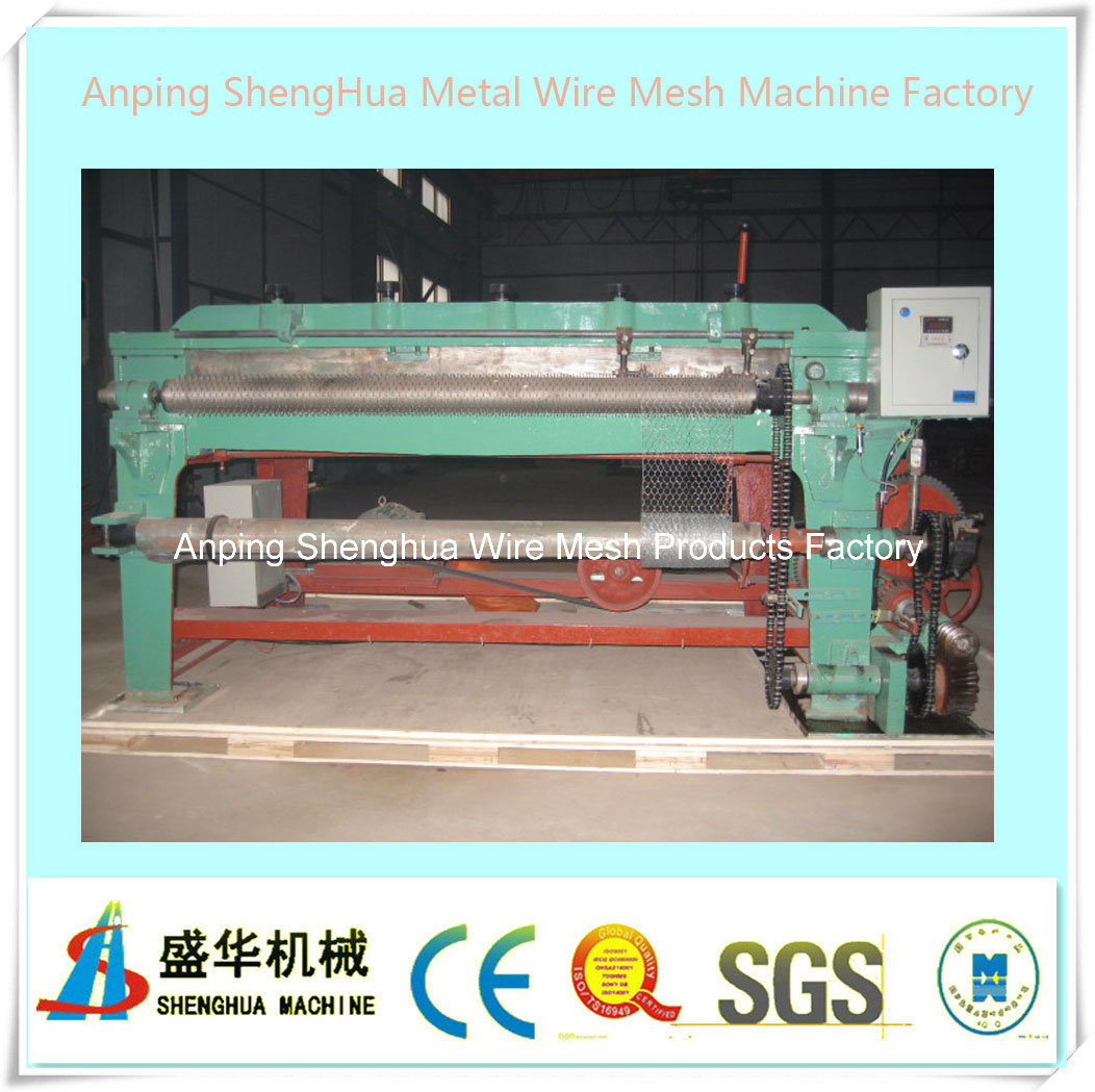 Hot Sale Hexagonal Wire Mesh Machine (SHL-HWM001)
