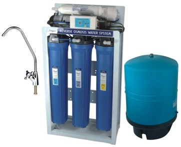 Commerical Reverse Osmosis System (RO-200G-1)