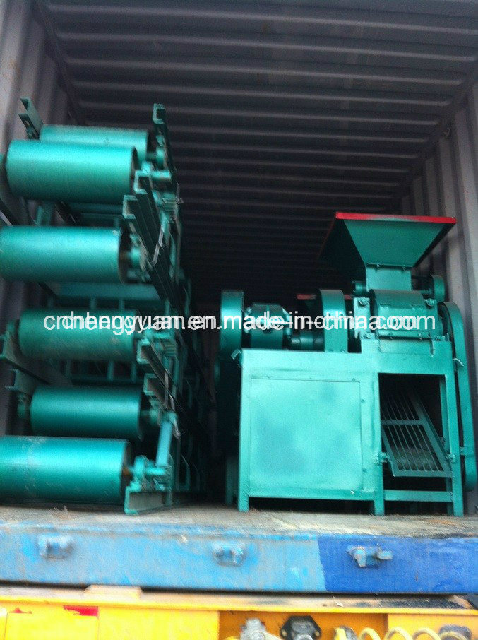 Pillow Shape Charcoal Briquettes Machine
