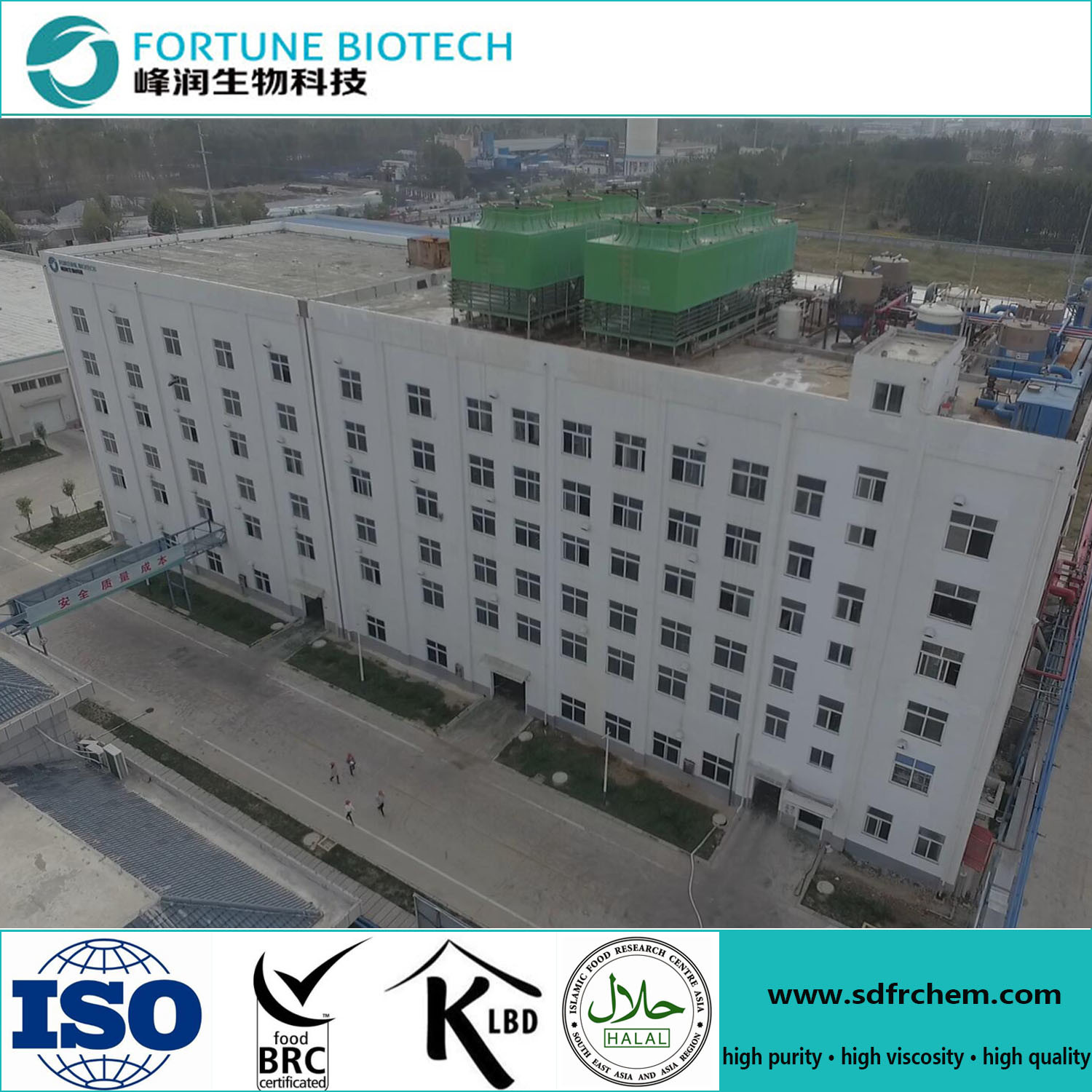 Sodium Carboxymethyl Cellulose CMC for Coated Paper