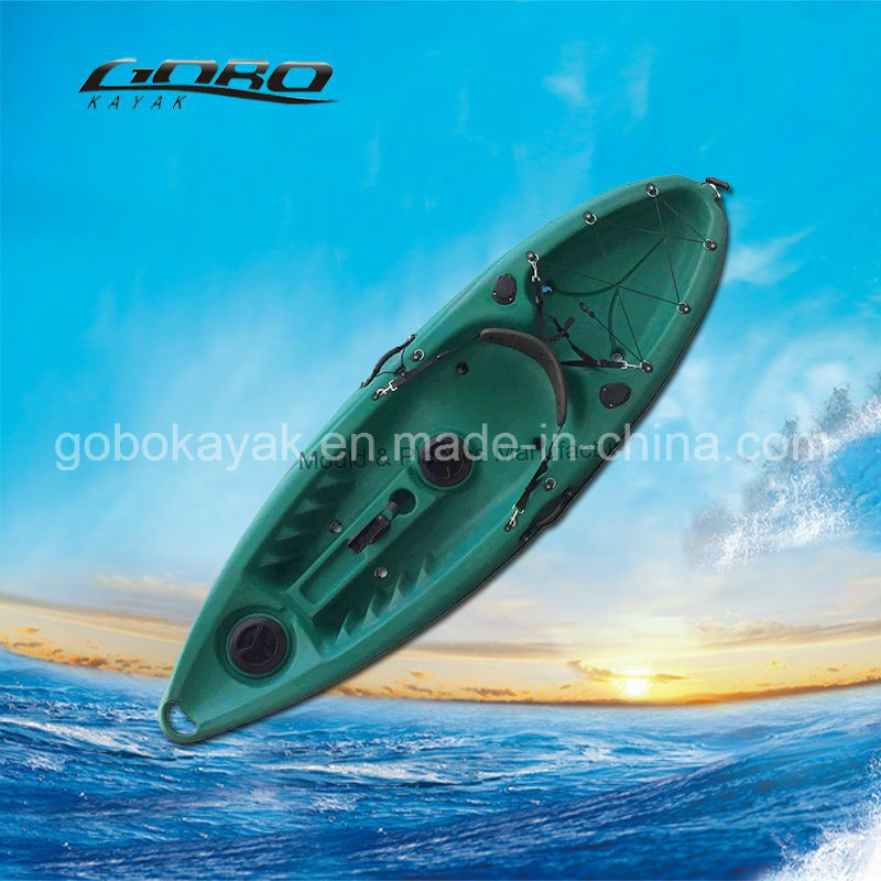 Single Rotomolded Person Fishing Canoe Kayak
