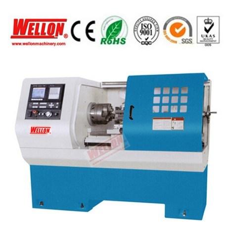 Flat Bed CNC Lathe Machine (CNC Lathe CK6140ZX CK6146ZX CK6150ZX)