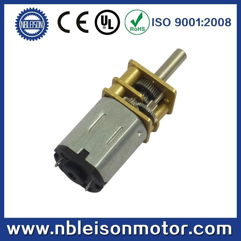12mm 3V 6V DC Mini Gear Motor