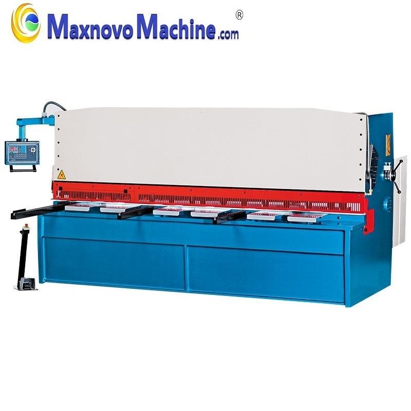 CNC Hydraulic Swing Beam Cutting Plate Shearing Machine (MM-KHTD6012)