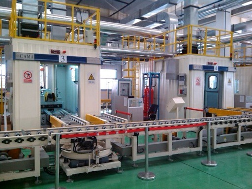Engine Hot Running-in End of Line Test System for Engine Production