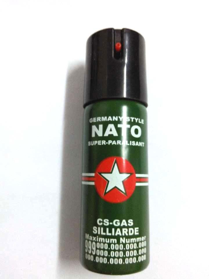 Self Defense Pepper Spray 110ml Self Defense Pepper Spray