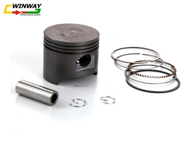 Ww-9111 Motorcycle Part, with Pin and Ring, Cg200 Motorcycle Piston