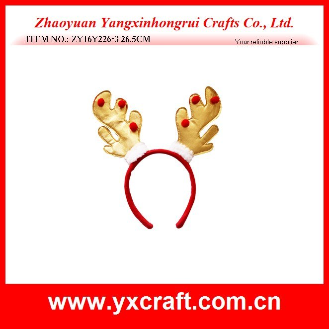 Christmas Decoration (ZY14Y62-1-2-3-4) Christmas Headband Christmas Party Supply