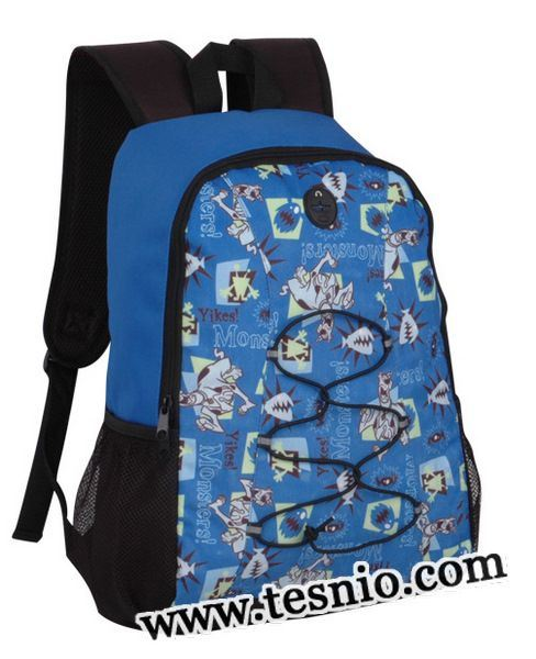 School Bags, Personalized School Bag for Kids (Tesnio-YB1077)