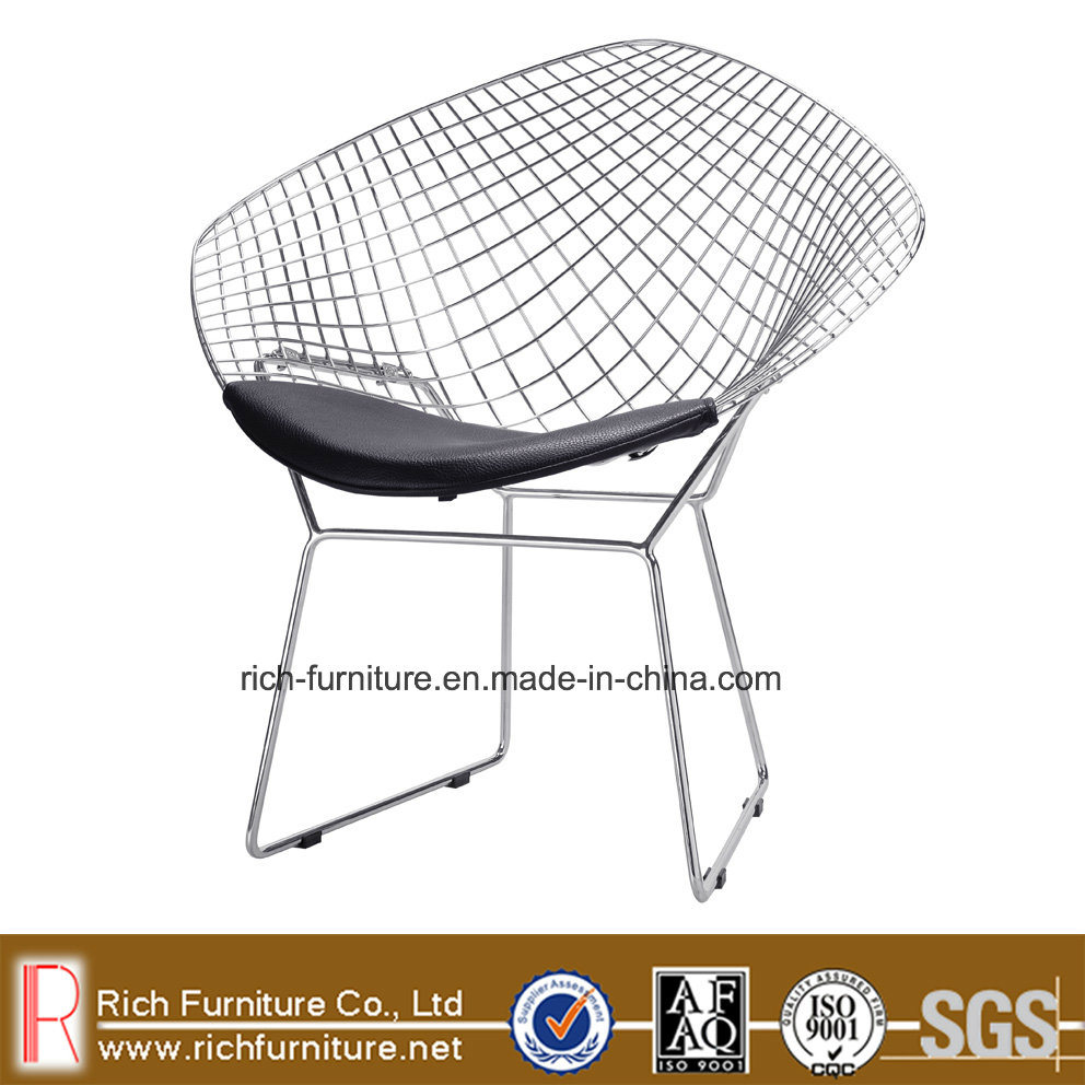 Replica Bertoia Diamond Metal Wire Bar Chair