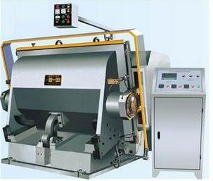 Carton Creasing and Die Cutting Machine