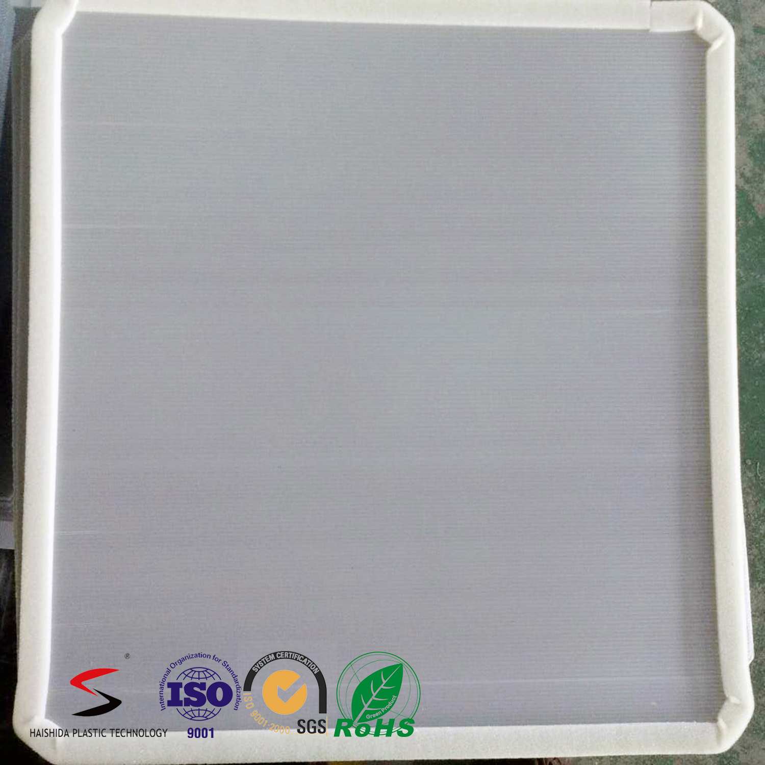 PP Glass Bottles PP Layer Pads 3mm 4mm 5mm