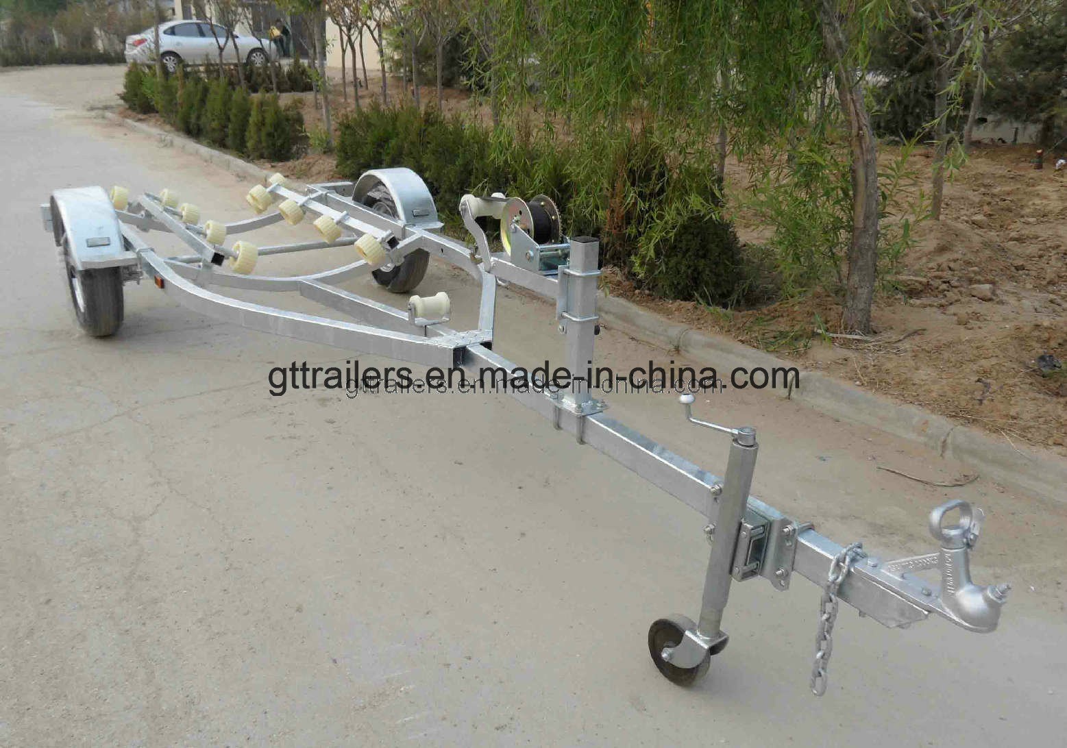 Single Axle Jet Ski Trailer (TR0501E)