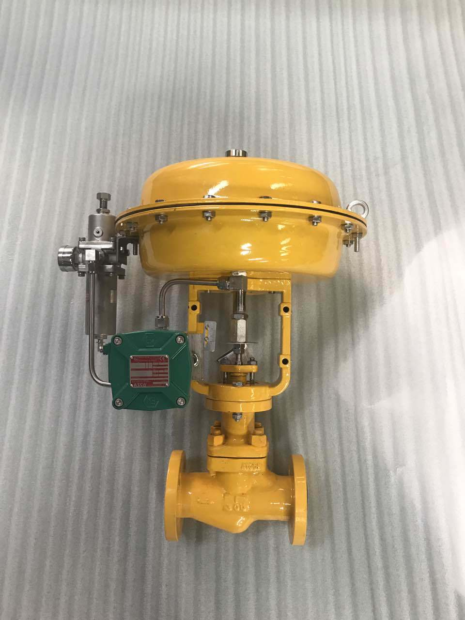 Pneumatic Diaphragm on -off Valve