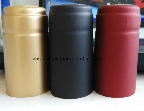 PVC Shrink Capsule for Wine, Vodka, Spirit