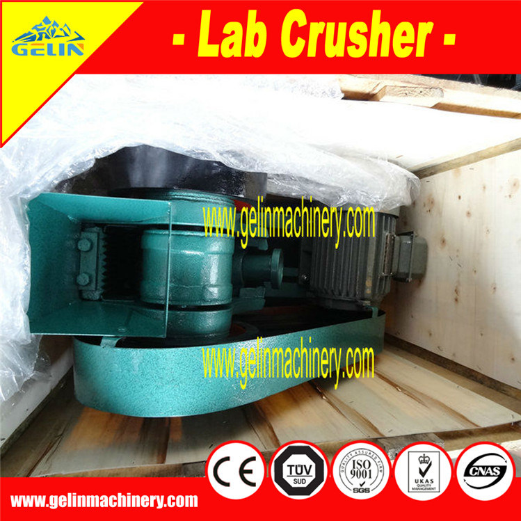 PE 150* 250 Small Laboratory Jaw Crusher Model PE150X250
